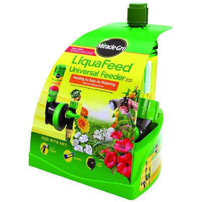 General Purpose Fertilizer - Miracle-Gro, All Purpose Plant Food LiquaFeed Universal Feeder Fertilizer
