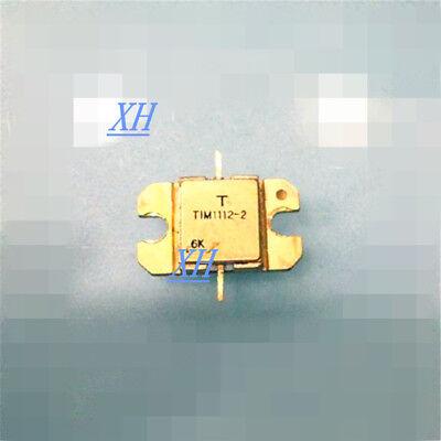 1pcs Tim1112-2 Toshiba Microwave Power Gaas Fet 11.7-12.7 Ghz