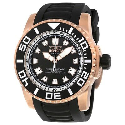 New Mens Invicta 14666 Master Of the Ocean 52mm Swiss Quartz Watch