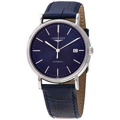 Longines Presence Automatic Blue Dial Men's Watch L4.921.4.92.2
