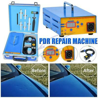 220V Electromagnetic Induction Heater Paintless Dent Repair Remover Machine Tool