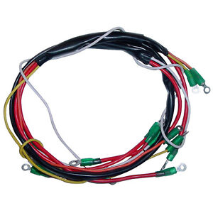 ford tractor wiring harness harness 600 600 series 601. Black Bedroom Furniture Sets. Home Design Ideas