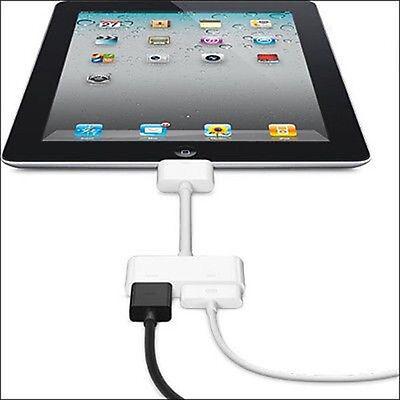 Digital AV HDTV Adapter 30 Pin Dock Connector to HDMI for Apple iPad iPhone KY