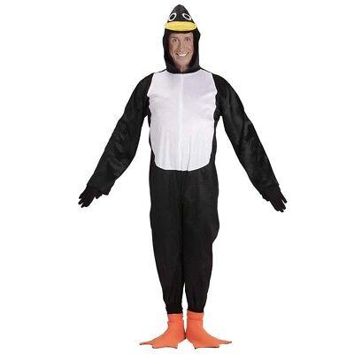 HERREN PINGUIN KOSTÜM # Karneval Fasching Antarktis Tier Vogel Verkleidung 0865