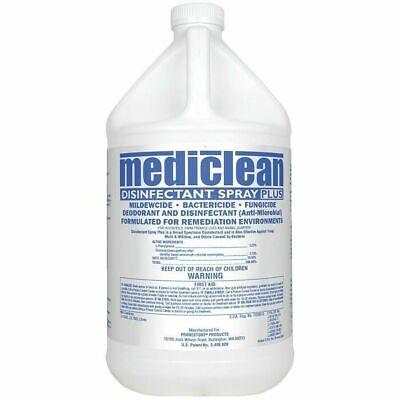 Mediclean Disinfectant Spray Plus - 1 Gallon