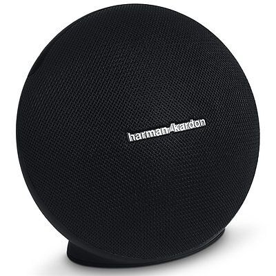 Harman Kardon Onyx Mini Portable Bluetooth Wireless Speaker - Black