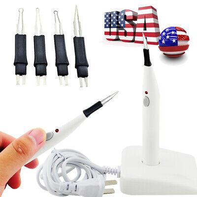 Dental Gutta Percha Cutter Dental Endo Gutta Cutter Root Canal Filler 4 Tips