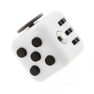 FIDGET CUBE CUBO GIOCATTOLO TOY TOYS ANTI STRESS ANTI-STRESS NO SPINNER HAND #1