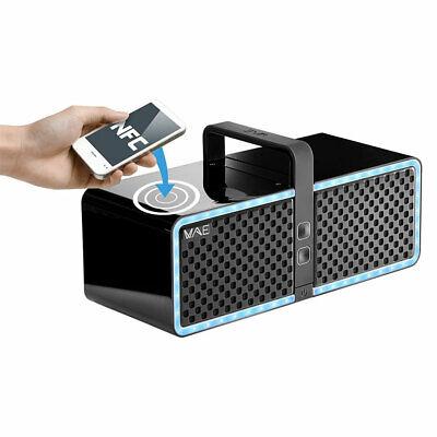 Altavoz Bluetooth Hercules WAE NEO Negro
