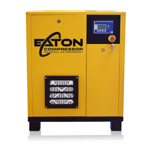 10HP Rotary Screw Air Compressor 3 Phase 230V Fixed Speed