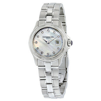 Raymond Weil Parsifal Ladies Watch 9460-ST-97081