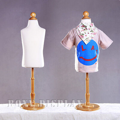 Children Mannequin Manequin Manikin Dress Form Display C1t