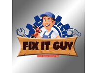 07780 527516 HANDYMAN SERVICES: Plumbing, Electrical, Carpentry, Painting, Tiles and more and more