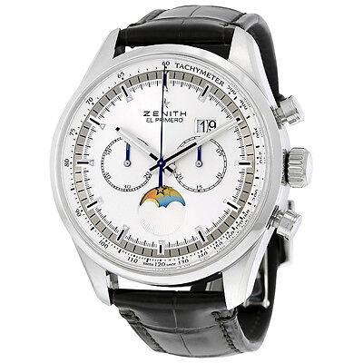 Zenith El Primero Chronograph Automatic Mens Watch 03.2160.4047/02.C713