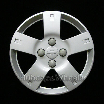 Chevrolet Aveo 2006-2011 Hubcap - Genuine GM Factory OEM Wheel Cover 3250