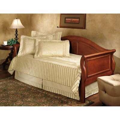 - Hillsdale Furniture Bedford Daybed w/Suspension Deck, Cherry - 124DBLH