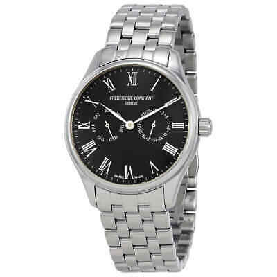 Frederique Constant Classics Black Dial Men's Watch FC-259BR5B6B