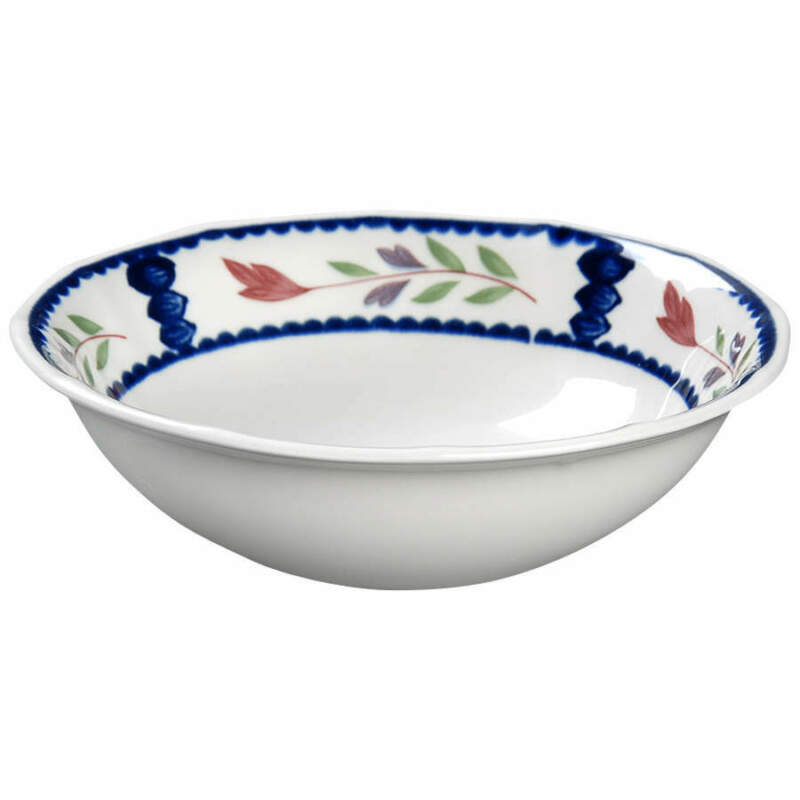 Adams China Lancaster Coupe Cereal Bowl 2878