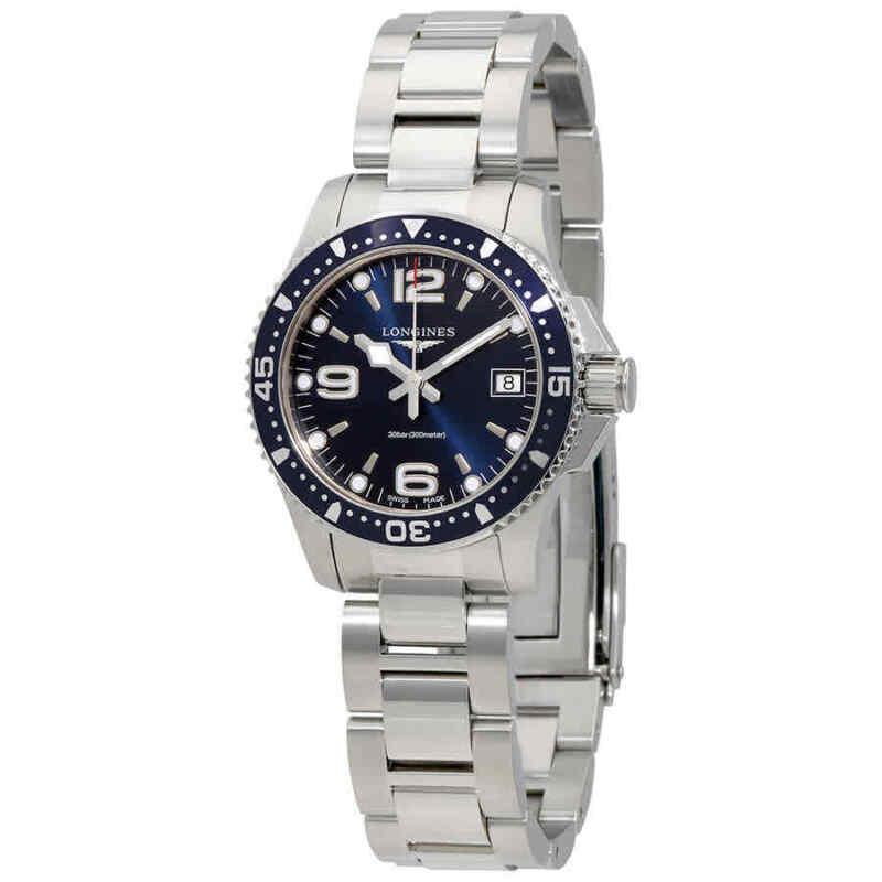 Longines HydroConquest Blue Dial Ladies Watch L33404966