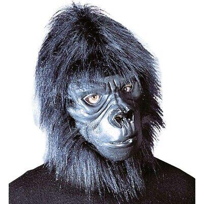 # Gorillamaske Affenmaske Affen Tier Kostüm Party Deko 8373 (Gorilla Maske)