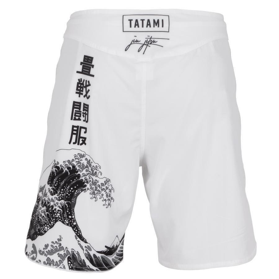 Tatami Kanagawa Spats Jiu Jitsu No Gi MMA Gym Tights Grappling Fight