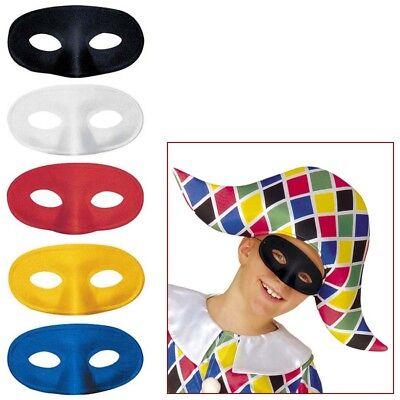 KINDER AUGENMASKE Karneval Maskenball Venedig Clown Prinzessin Kostüm Maske - Maskenball Kostüm Kinder