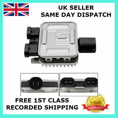 FOR JAGUAR X-TYPE RANGE ROVER EVOQUE COOLING FAN RELAY RADIATOR CONTROL MODULE