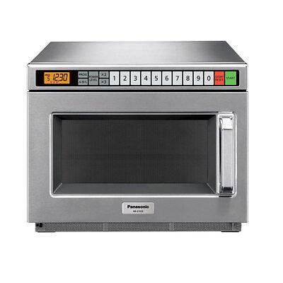 Panasonic Ne-21523 Pro I Commercial Microwave Oven 2100 Watts 15 Power Levels