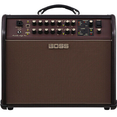 Boss Acoustic Singer Pro 120-Watt Professional Acoustic Amplifier, New!