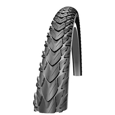 Schwalbe Addix Smart Sam Performance Wired Tyres With More Grip 700x35mm Reflex