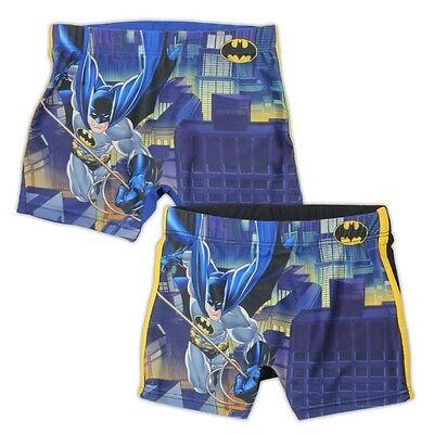 Batman~Badeshorts~Gr. 98 104 110 116 122 128~Junge~Superhero~Badehose~Shorts~neu