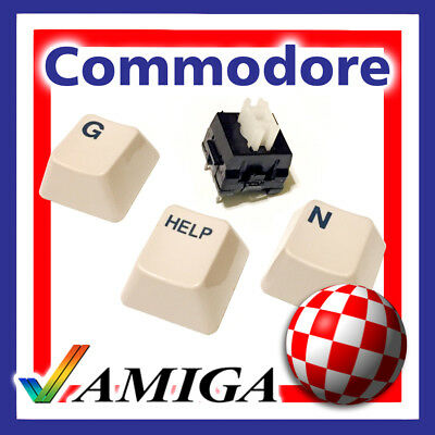 MOS IC Chip 40-Pin Complex Interface Adapter for Commodore Amiga 1000 8520R2