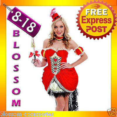 G24 Deluxe Red Queen of Hearts Alice In Wonderland Halloween Dress Up Costume
