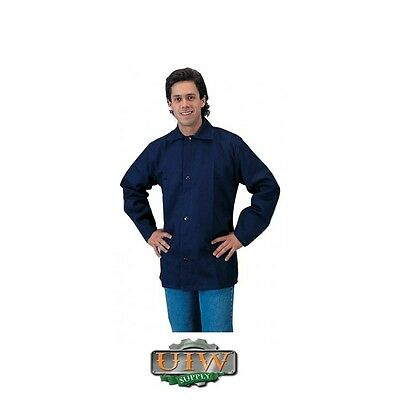 Welding Jacket X-large - Tillman Blue 9oz Fr Cotton 6230b