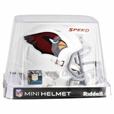 ARIZONA CARDINALS RIDDELL NFL MINI SPEED FOOTBALL HELMET Arizona Cardinals Nfl Football Helmet