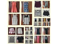 Bundle of ladies clothes 6-8