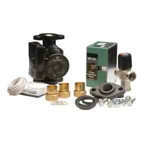 3/4-in Pump and Control Package for Radiant Heated Floor Systems
