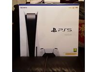 Brand New - Sony PlayStation 5 Disc Edition Console