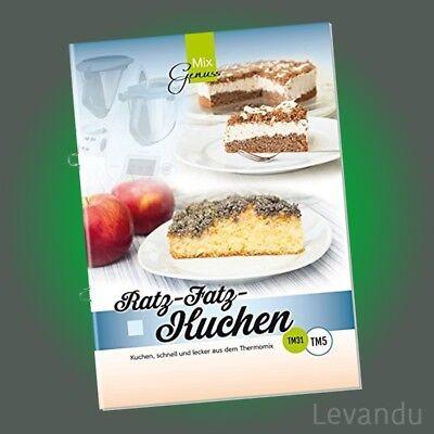 Mixgenuss Ratz Fatz Kuchen 1 2 Kuchen Schnell Lecker Aus