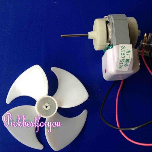 For Mitsubishi refrigerator fan motor YZF-1-6.5-R-type fan motor + leaf M620A QL