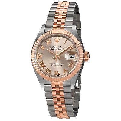 Rolex Lady Datejust Sundust Dial Automatic Ladies Watch 279171SNRJ