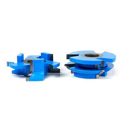 Amana Tool Sc446 2-pc Bead 2-1116 D X 932 R X 12 34 Bore Shaper Cutter Set