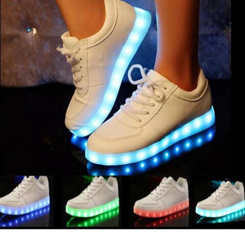 სპორტული, საცეკვაო ფეხსაცმელი მანათობელი ძირით