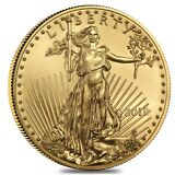 Sale Price - 2018 1 oz Gold American Eagle $50 Coin BU
