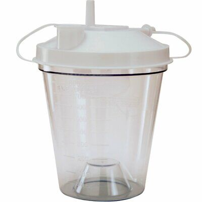 Suction Canister Drive Medical 800 Ml 610-48bp - Case Of 48