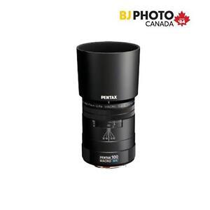 PENTAX 100mm f2.8 MACRO WR, German Schott Glass Filter, LensMate