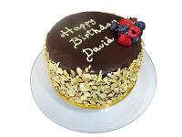 Birthday cake, cookies, cupcakes and patisseries. Homemade in Glasgow. Top taste guaranteed.