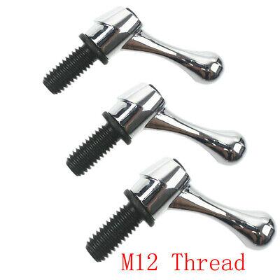 3 X Bridgeport Part Head Milling Machine Table Lock Bolt Handle M12 Thread