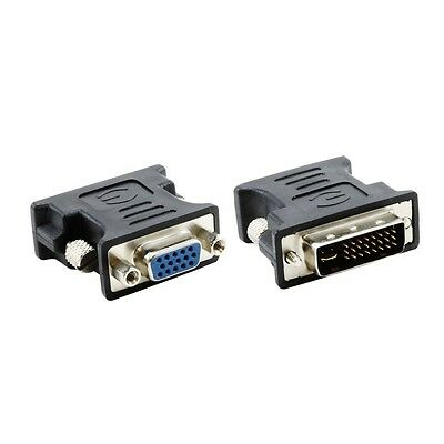 EVGA Video Monitor Adapter - 29 pin DVI-I (Dual-Link) Male to 15 pin VGA Female