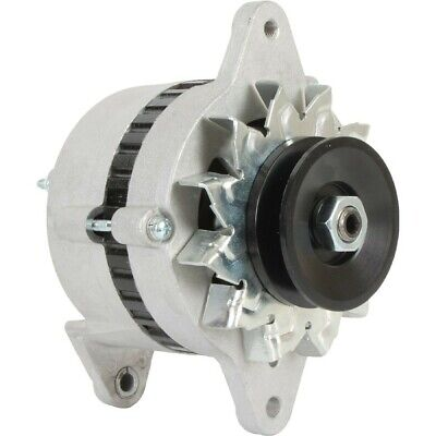 New Alternator For Diesel John Deere Utility Tractor 1650 82-88 850 78-88